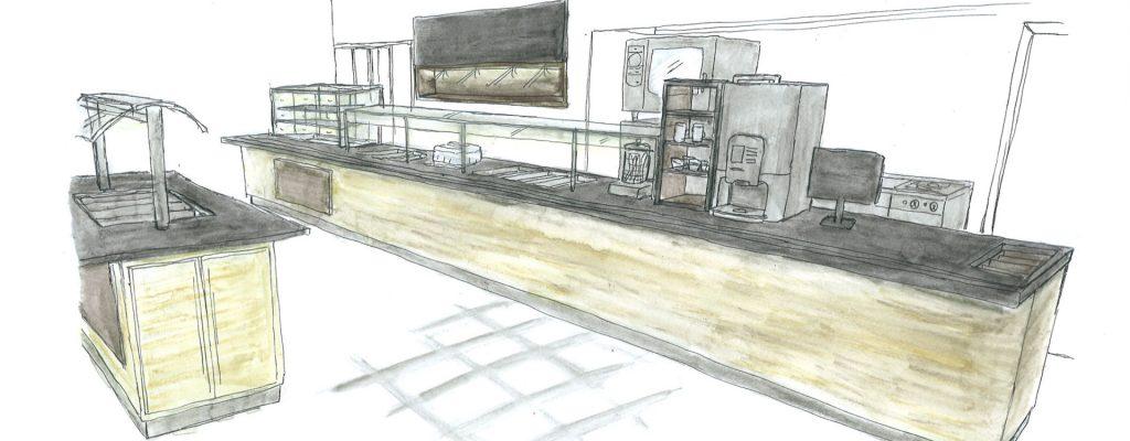 Planung: Leistungen der Neltner Großküchen