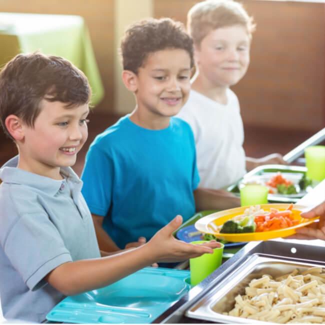 Referenzen Bildung - Neltner Großküchen