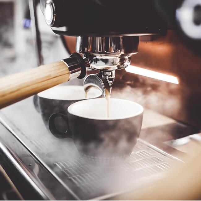 Kaffeetechnik - Geräte und Technik