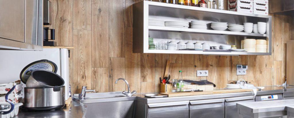 Kleinküchen und Gemeinschaftsküchen - Objekteinrichtung der Neltner Großküchen GmbH