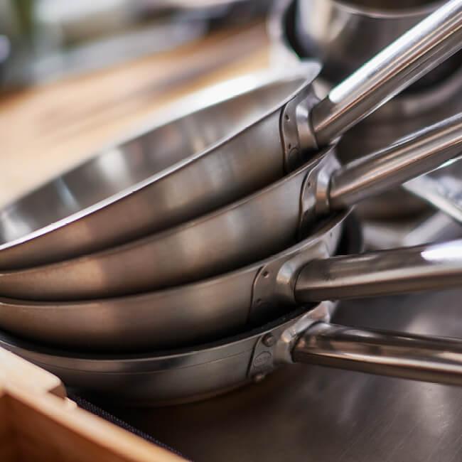 Küchenzubehör - Objekteinrichtung der Neltner Großküchen GmbH