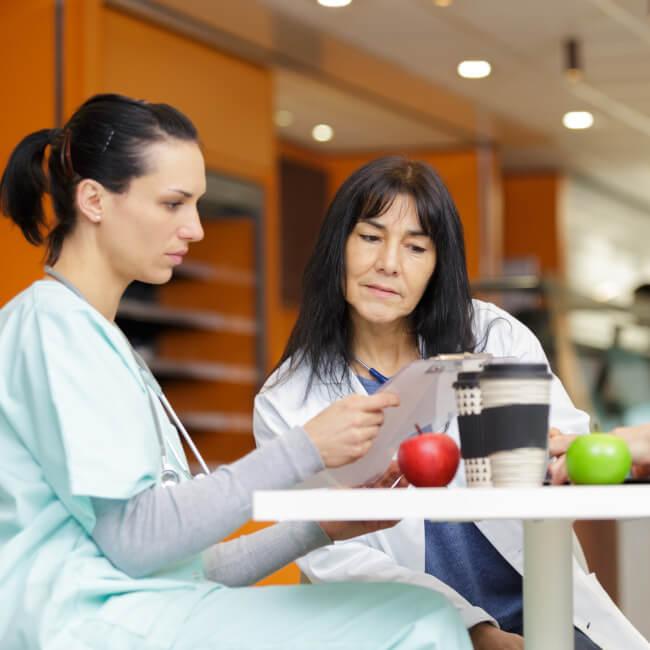 Referenzen medizinische Einrichtung - Neltner Großküchen