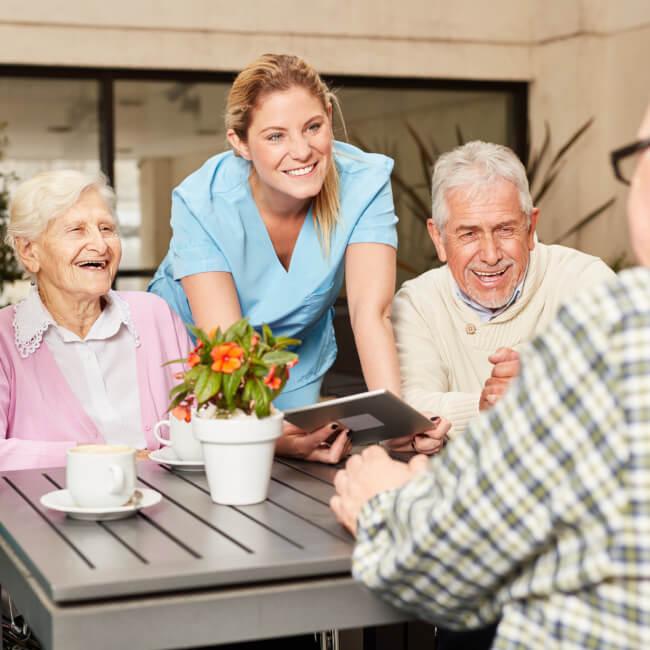 Referenzen Pflege - Neltner Großküchen
