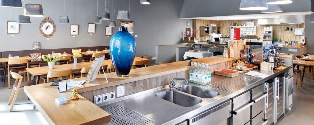 Theken - Objekteinrichtung der Neltner Großküchen GmbH